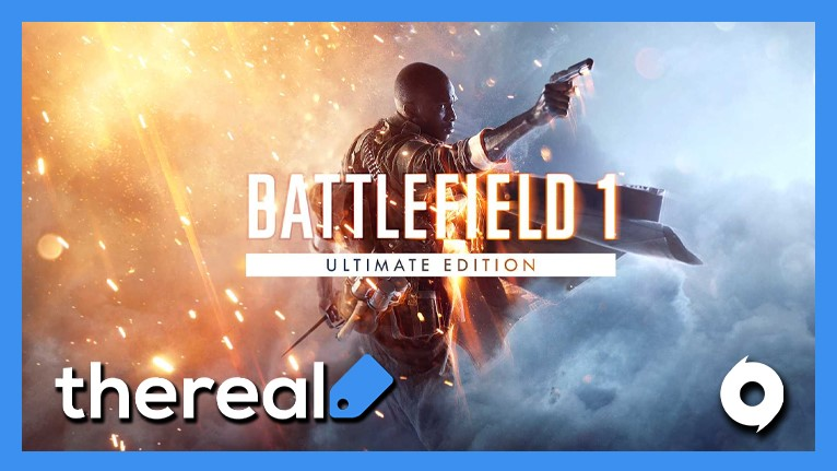 Купить Battlefield 1 Ultimate Edition | ГАРАНТИЯ | Origin