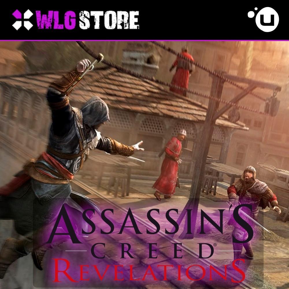 Купить Assassin's Creed Revelations [Гарантия+Скидка] Uplay