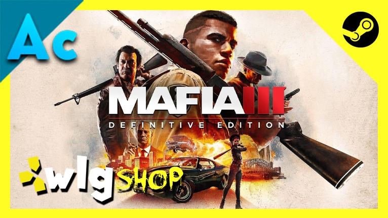 Купить MAFIA 3 III + DLC | OFFLINE | RU\CIS | STEAM &#128142