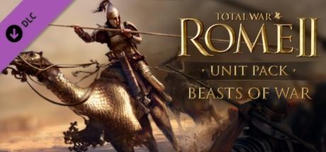 Купить Total War ROME II - Beasts of War Steam RU