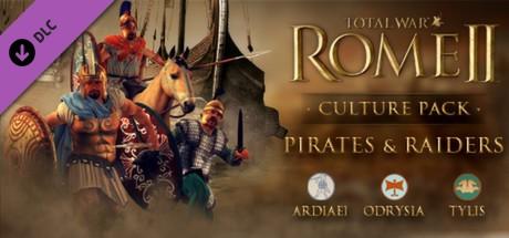 Купить Total War ROME II - Pirates Raiders Steam RU