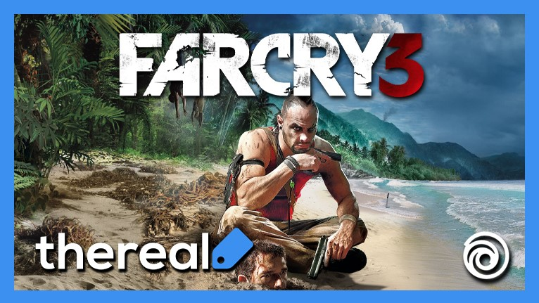 Купить Far Cry 3 | REGION FREE | ГАРАНТИЯ | UPLAY