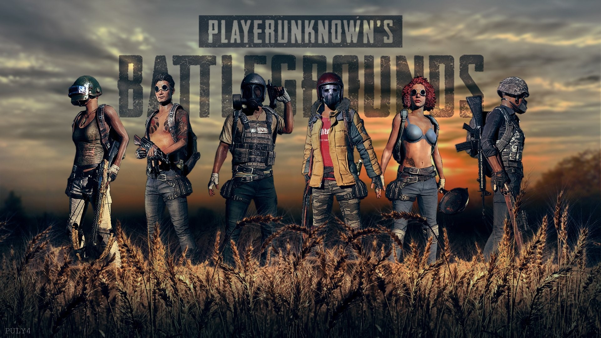 PlayerUnknown's Battlegrounds [Steam аккаунт]