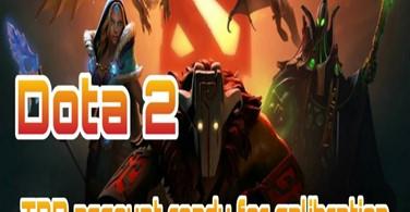 Купить аккаунт DOTA 2  | TBD готовый аккаунт для калибровки на SteamNinja.ru