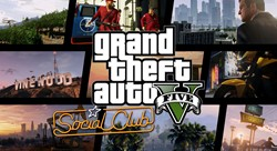 GTA 5 Social Club + 200+ LVL + (10.000.000$+ CASH)