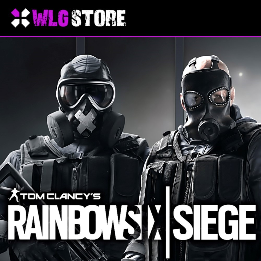 Купить Tom Clancy´s Rainbow Six Siege [REGION FREE] UPLAY
