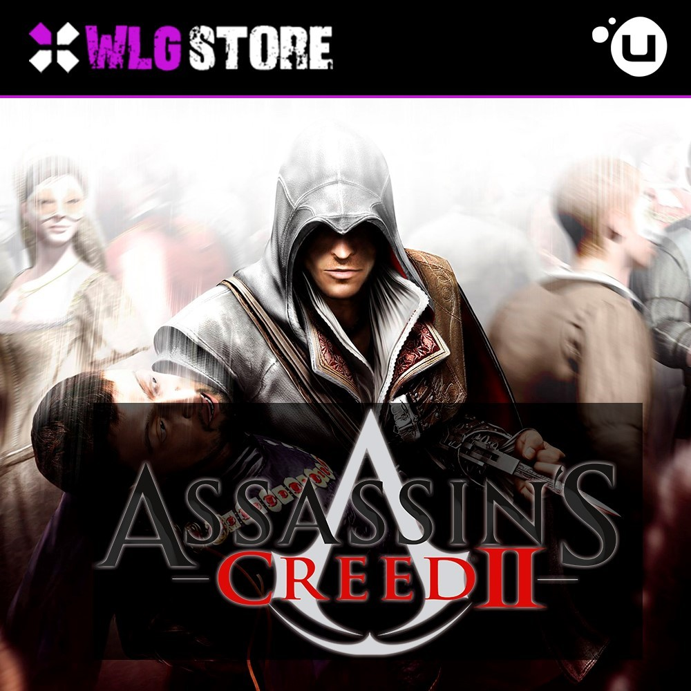 Купить Assassin´s Creed 2 | REGION FREE | UPLAY &#128142