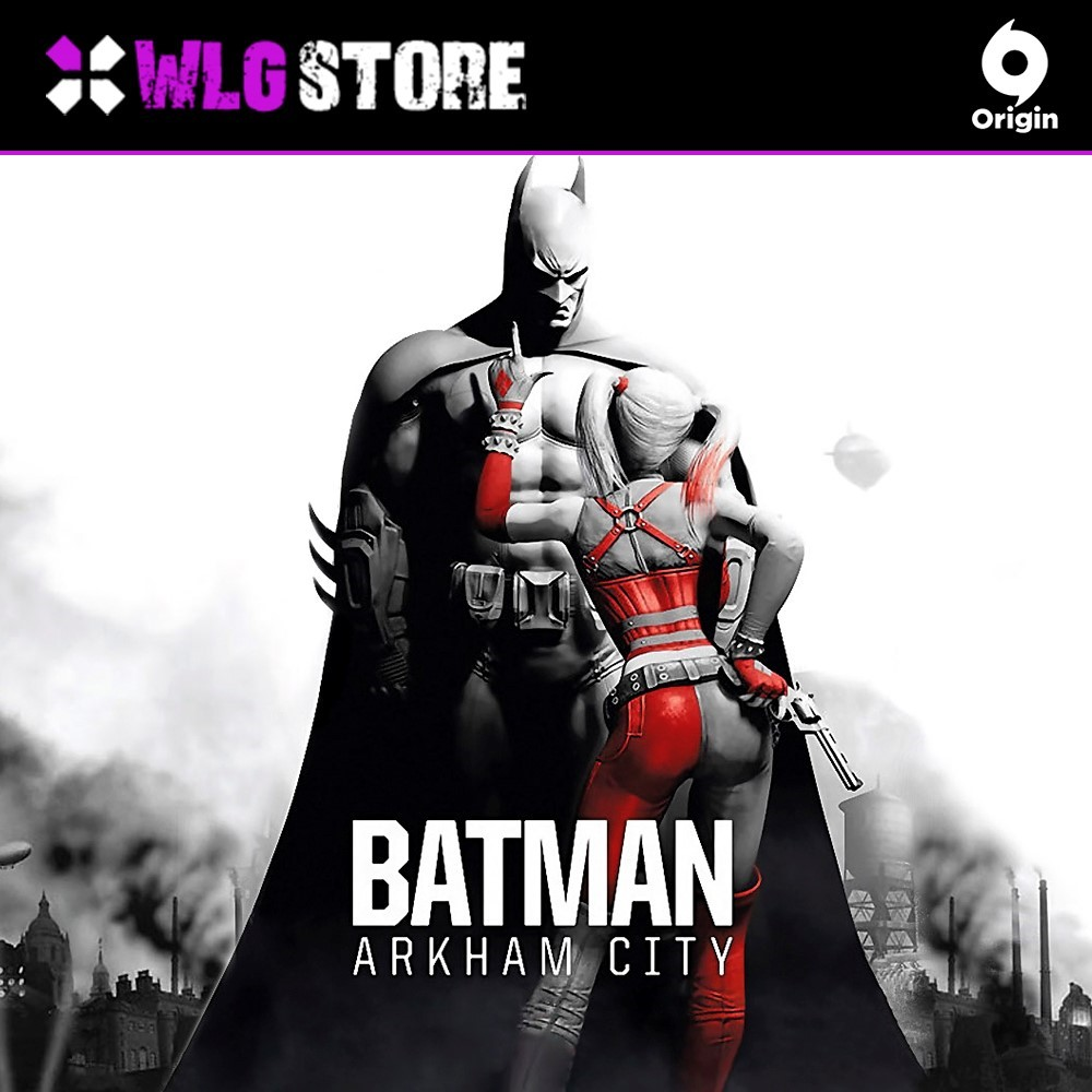 Купить Batman: Arkham City |Region Free| Origin &#128142
