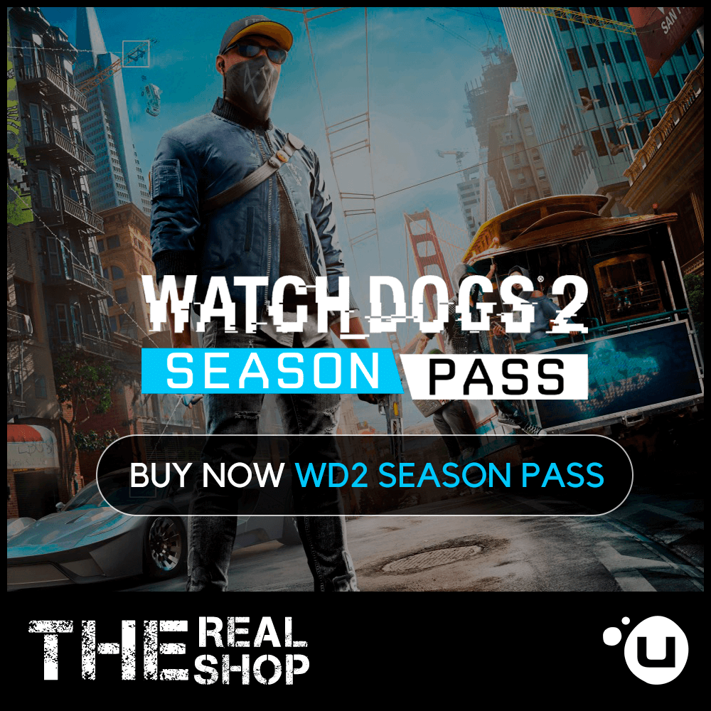 Купить WATCH DOGS 2 SEASON PASS + SYNDICATE SEASON PASS &#9989