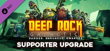 Купить Deep Rock Galactic - Supporter Upgrade Steam RU