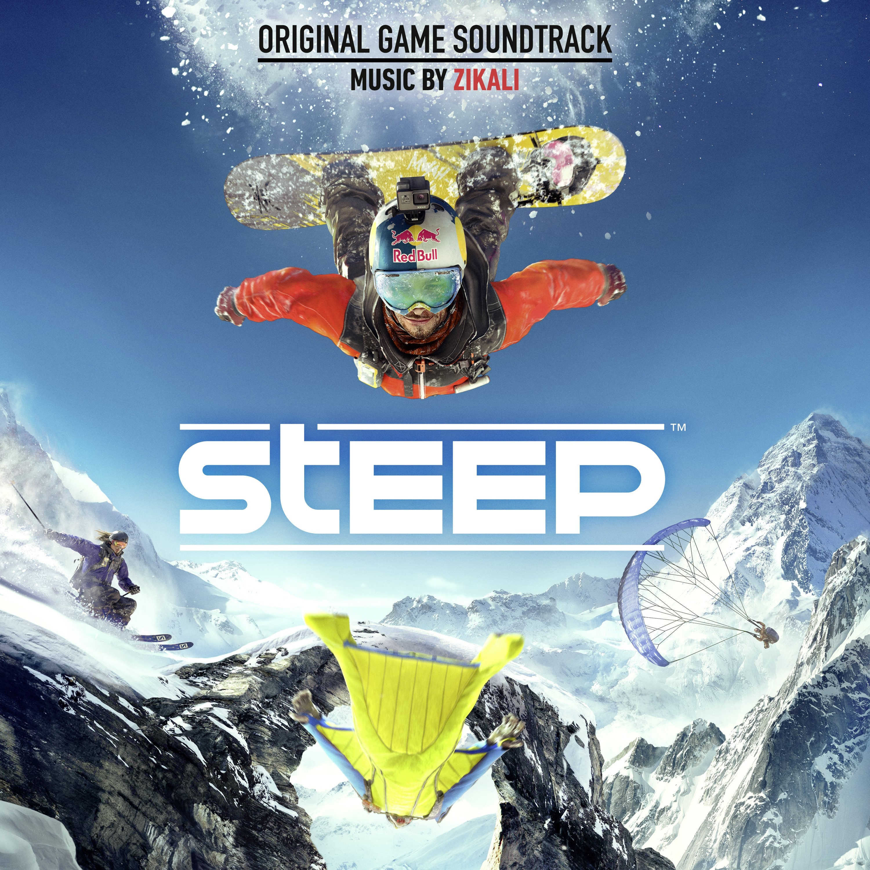 Купить Steep | Region Free | Гарантия | Uplay &#128142