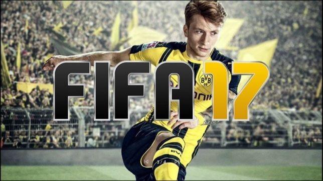 Купить Fifa 17