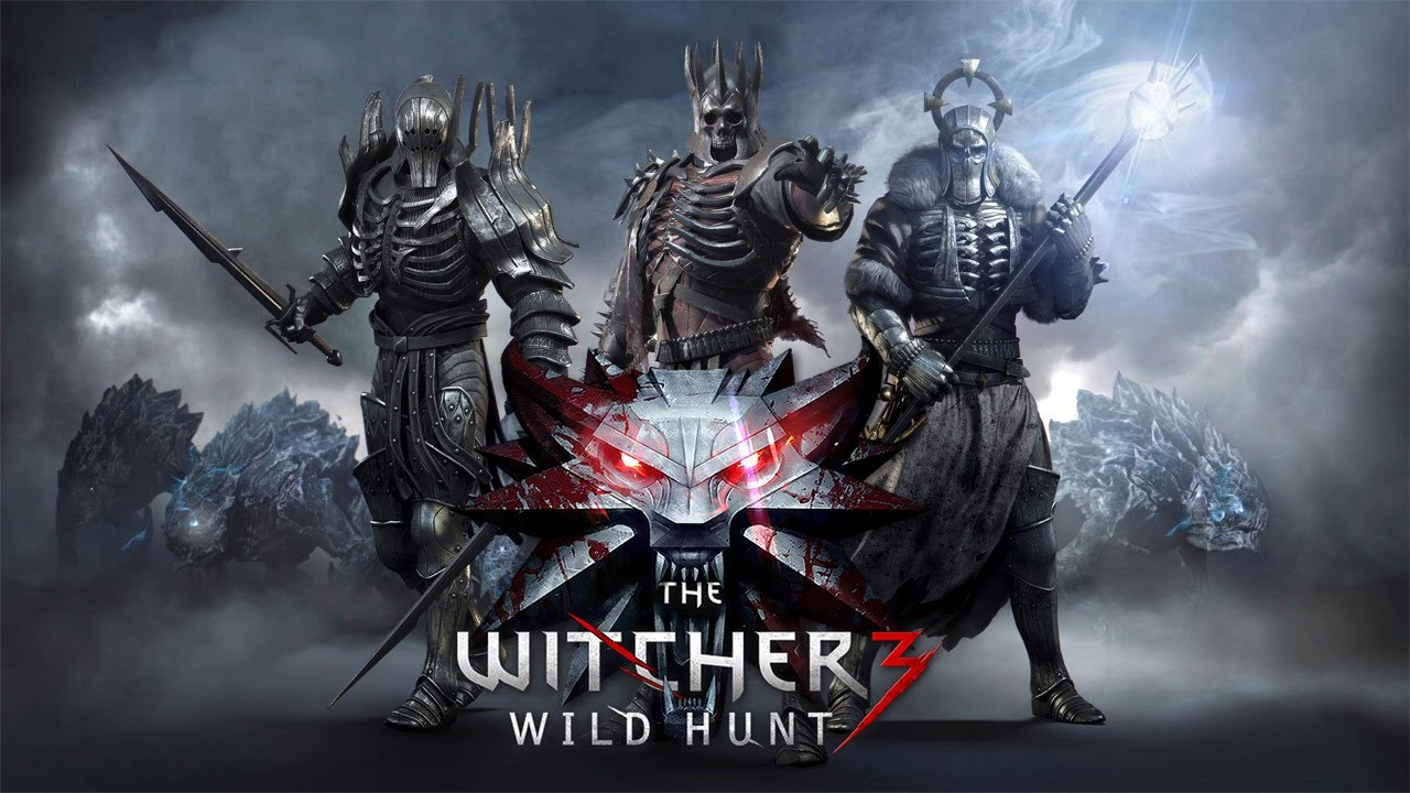 Купить The Witcher 3: Wild Hunt Game