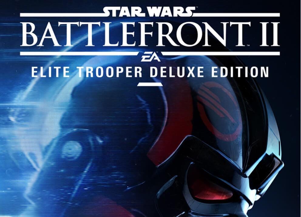 Купить STAR WARS Battlefront II: Elite Trooper Deluxe Edition