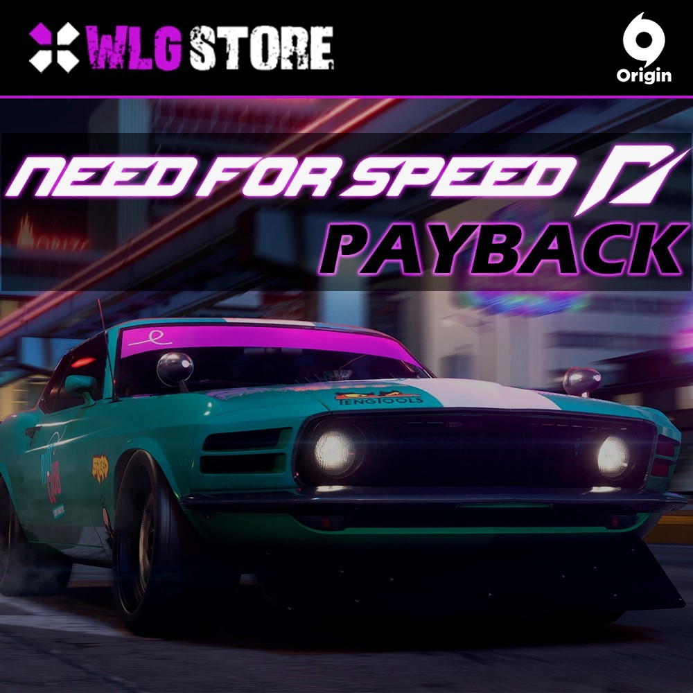 Купить Need for Speed PAYBACK |СЕКРЕТКА| Origin