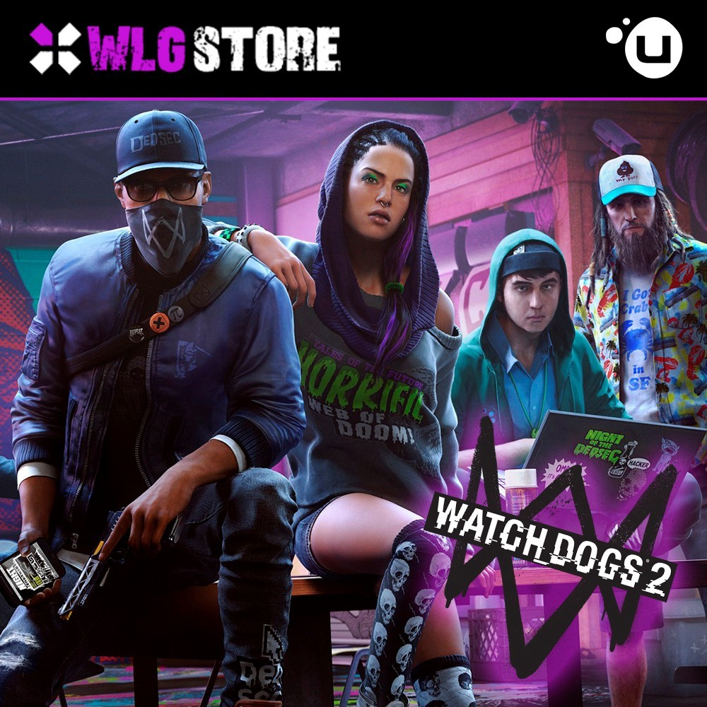 Купить WATCH DOGS 2 SEASON PASS ГАРАНТИЯ | UPLAY &#128142