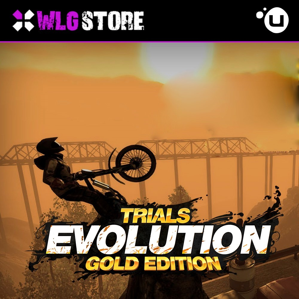 Купить Trials Evolution Gold Edition |Region Free| Uplay