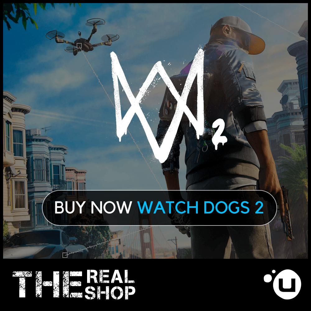 Купить WATCH DOGS + WATCH DOGS 2 | REGION FREE | UPLAY &#9989