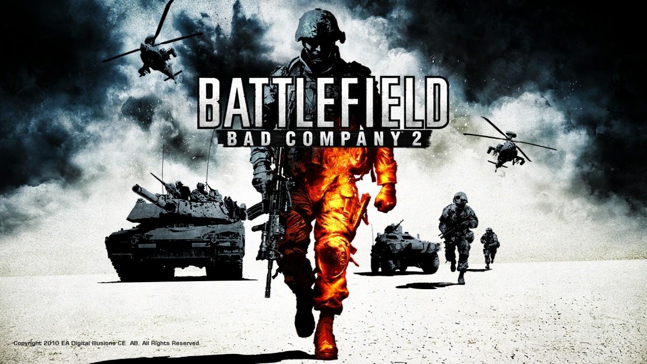 Купить Battlefield: Bad Company 2 + Бонус игры + Гарантия