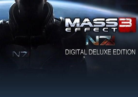 Купить Mass Effect 3 N7 + бонус игры
