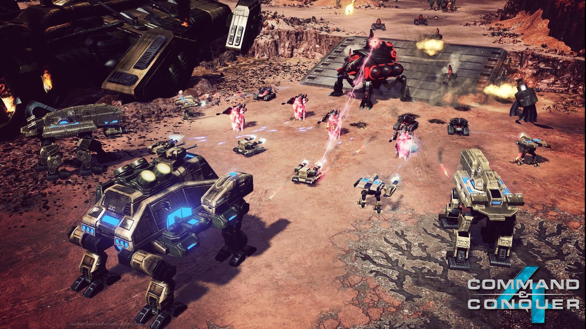 Купить Command & Conquer 4+ Гарантия + Бонусы