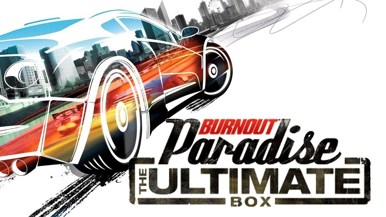 Купить Burnout™ Paradise  + Бонус игры + Гарантия