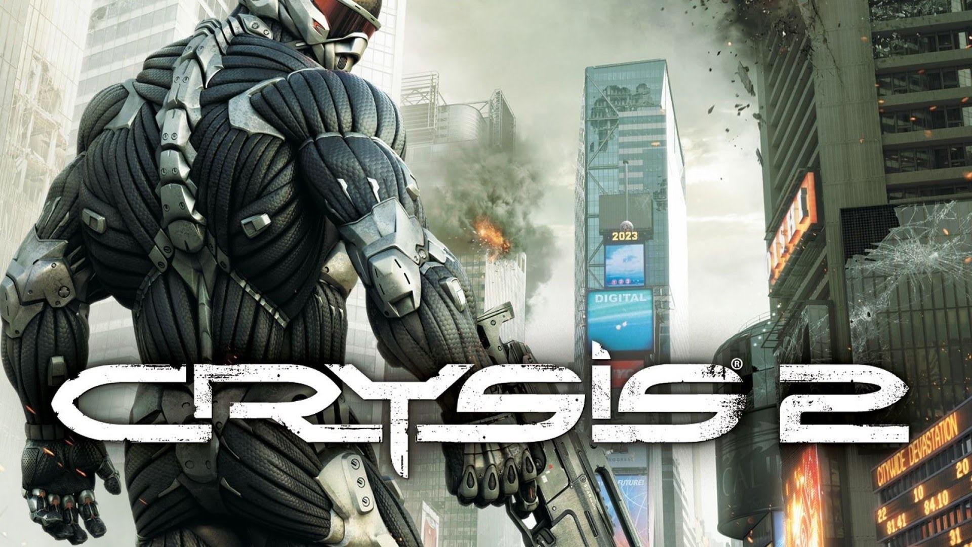Купить Crysis 2 + Бонус игры + Гарантия