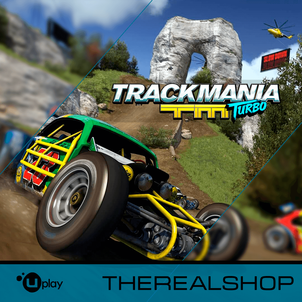 Купить Trackmania Turbo | REGION FREE | UPLAY &#9989