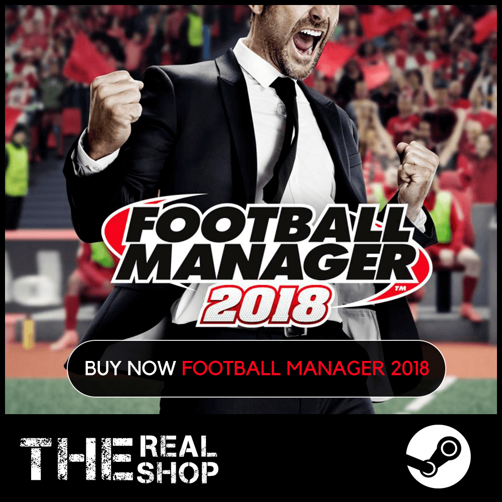Купить FOOTBALL MANAGER 2018 | OFFLINE | RU\CIS | STEAM &#9989