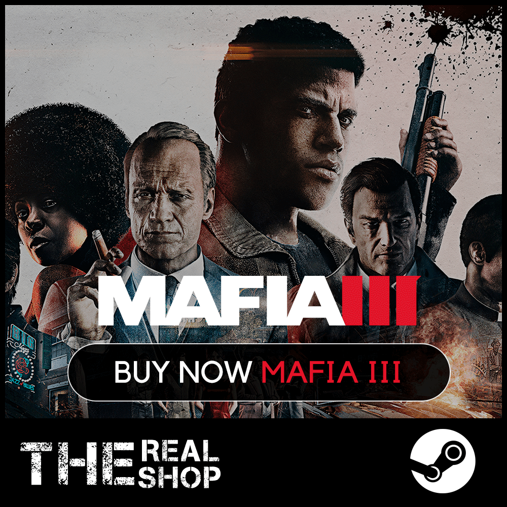 Купить MAFIA 3 III + DLC | OFFLINE | RU\CIS | STEAM &#9989