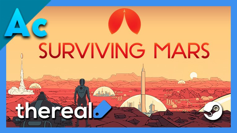 Купить Surviving Mars | OFFLINE | RU\CIS | STEAM