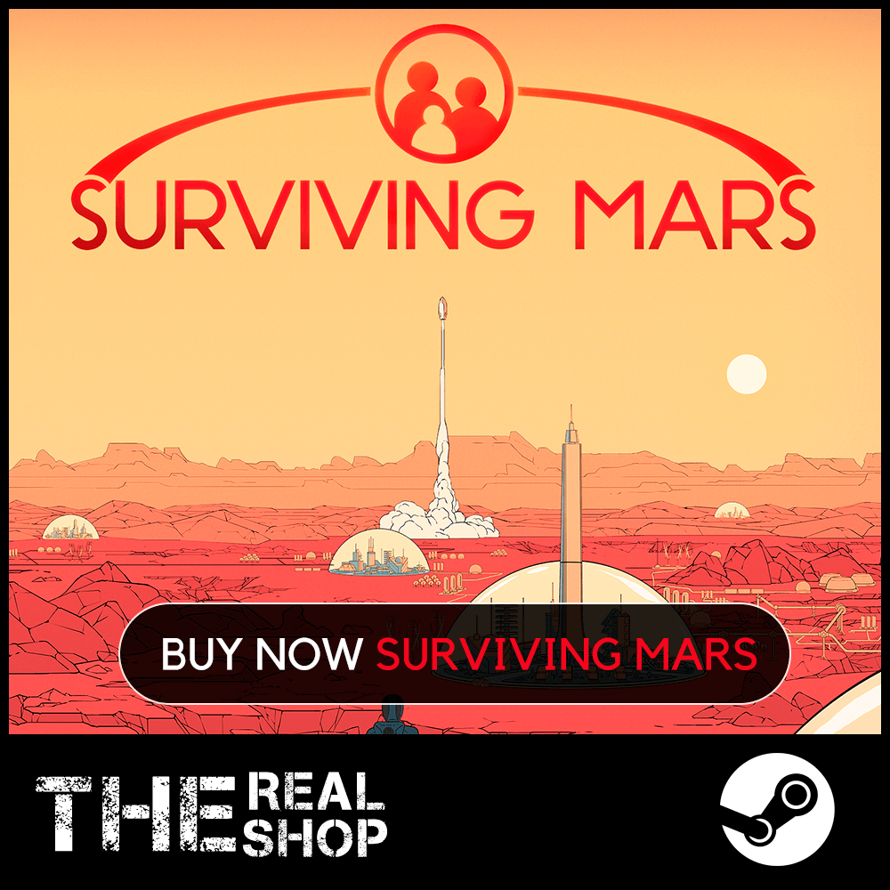 Купить Surviving Mars | OFFLINE | RU\CIS | STEAM &#9989