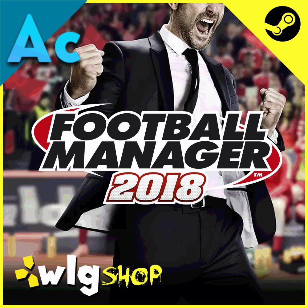 Купить FOOTBALL MANAGER 2018 | OFFLINE | RU\CIS | STEAM