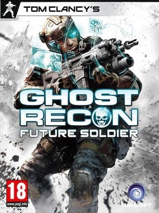Купить Tom Clancy´s Ghost Recon: Future Soldier | Гарантия