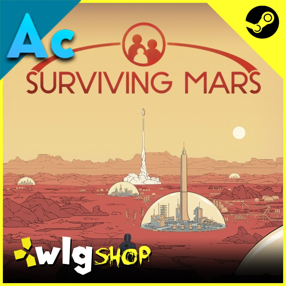 Купить Surviving Mars | OFFLINE | RU\CIS | STEAM&#128142