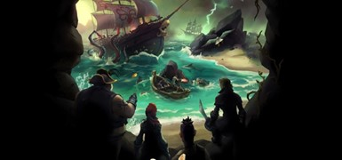 Sea of Thieves [Онлайн Активация]