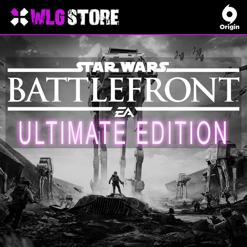 Купить Star Wars: BATTLEFRONT ULTIMATE |СЕКРЕТ| Origin&#128154