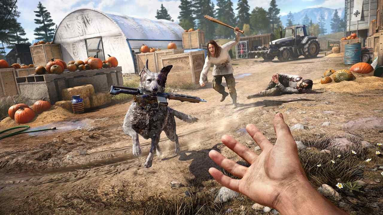 Far Cry 5 [Пожизненная гарантия] + Подарок