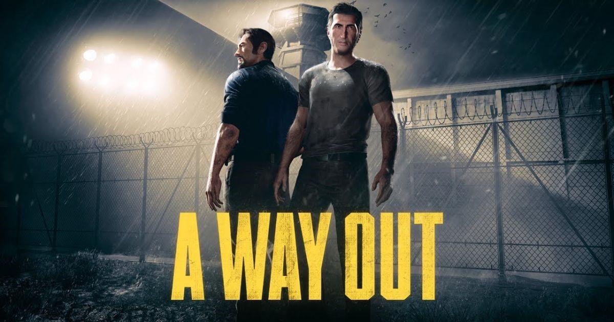A Way Out аккаунт Origin + Скидка + Гарантия