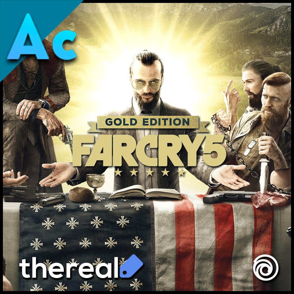 Купить FAR CRY 5 | REGION FREE | ГАРАНТИЯ | UPLAY &#9989