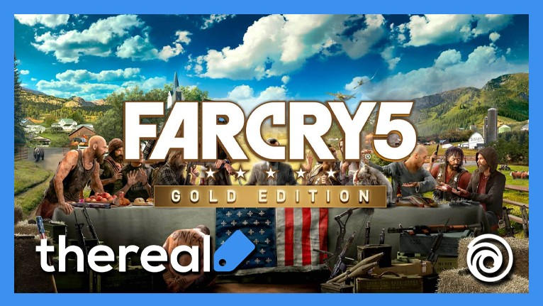 Купить FAR CRY 5 | REGION FREE | UPLAY &#9989