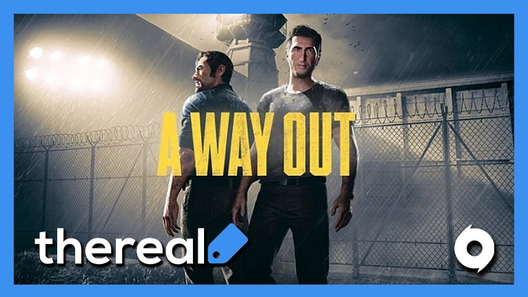 Купить A Way Out  | REGION FREE | ORIGIN