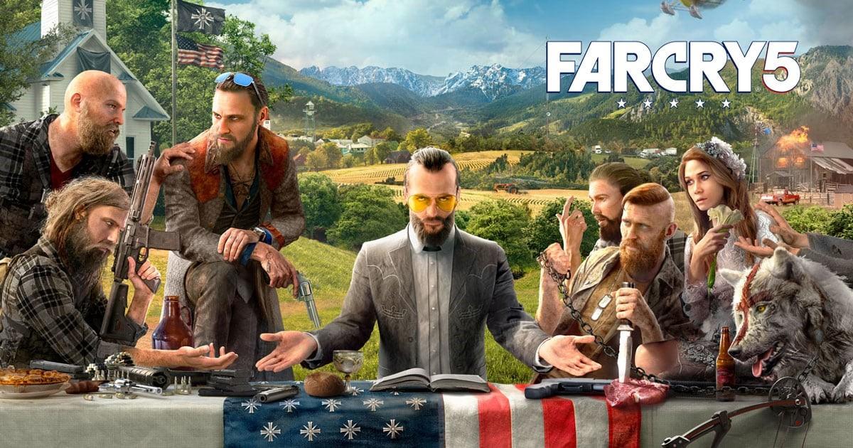 Far Cry 5 аккаунт UPLAY - ГАРАНТИЯ - СКИДКА