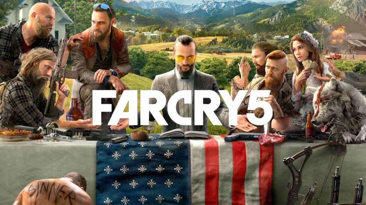 Far Cry 5 + Русский Язык + Region Free - [UPLAY]
