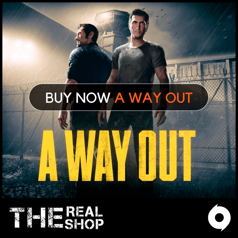 Купить A Way Out  | REGION FREE | ORIGIN &#9989