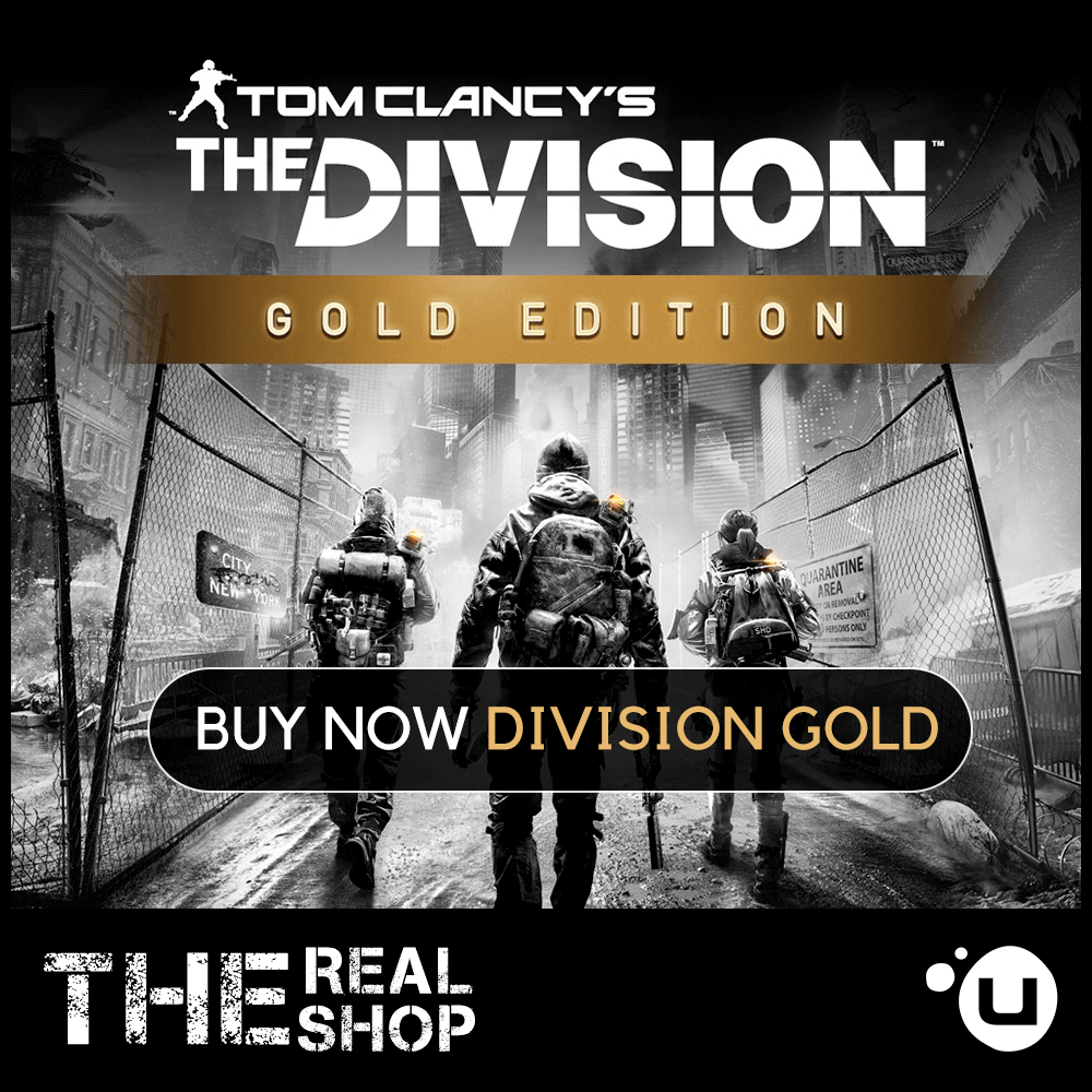 Купить DIVISION GOLD SEASON PASS [DZ 30+] | ГАРАНТИЯ &#9989