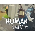 Human: Fall Flat (Steam key) -- Region free