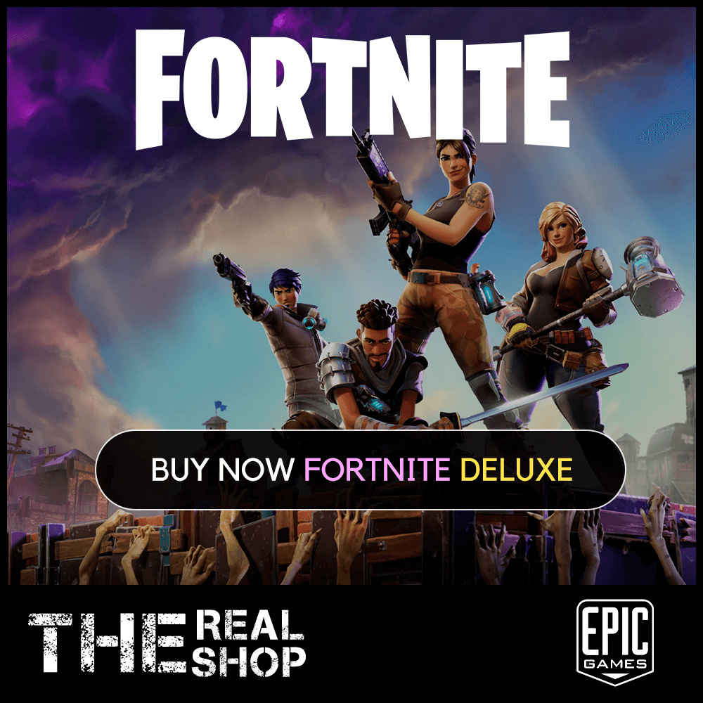Купить FORTNITE DELUXE EDITION ACCOUNT | EPICGAMES