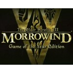 TES III Morrowind GOTY Edition (Steam) -- Region free