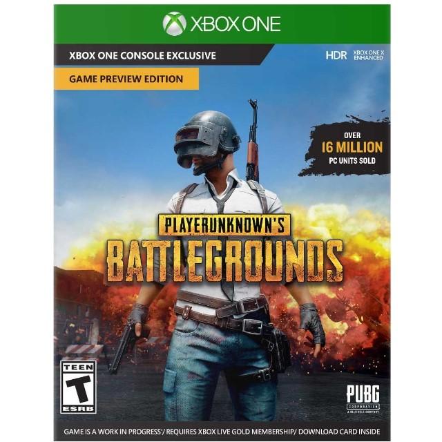 Купить 01. PlayerUnknown's Battlegrounds XBOX ONE